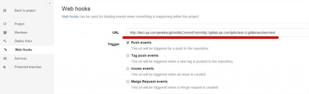 Jian Fu  test-ci  GitLab - Google Chrome